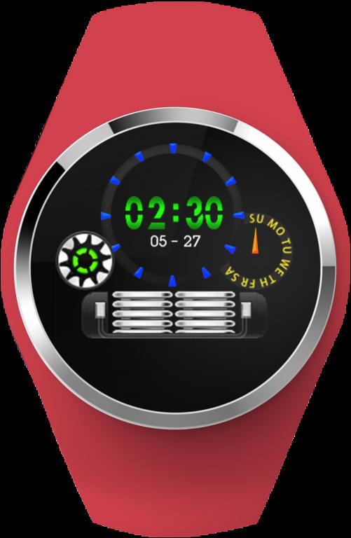 Rote Uhr_284x435